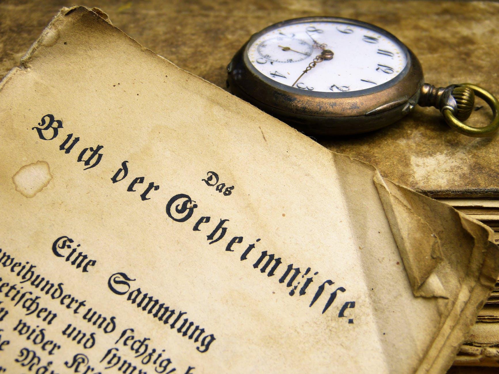 age antiquarian antique book